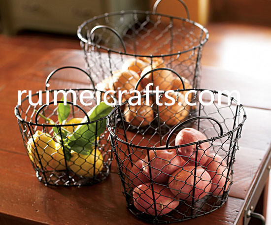 kitchen wire basket
