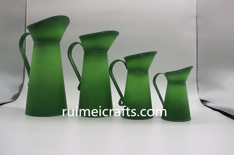 Guangxi Binyang factory price mat color sigle handle watering can