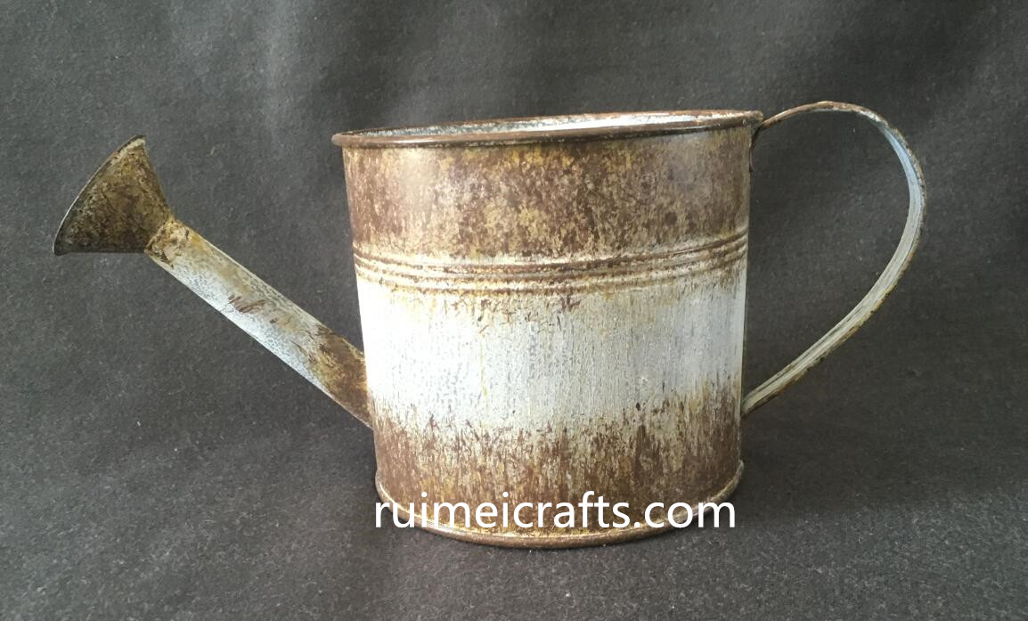 China factory tin and zinc watering can