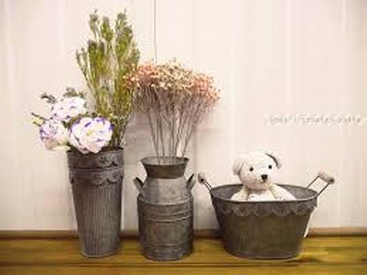 Household Decorative Metal Water Jug