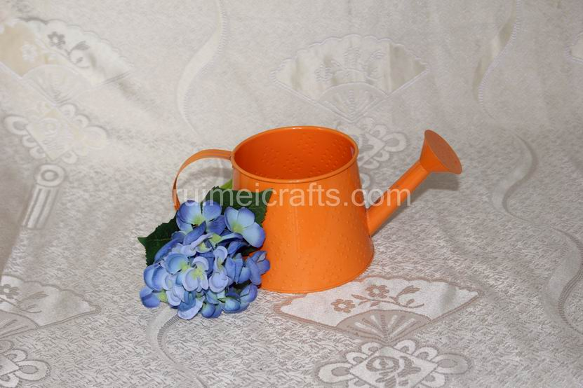 Orange Garden Kettle Decoration