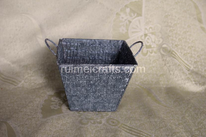 Antique Iron Pots with handle